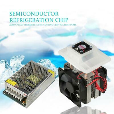 12V Electronic Semiconductor Thermoelectric Cooler DIY Air Cooling Refrigeration