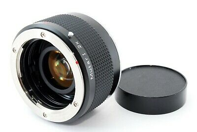 【MINT!!】 Contax Carl Zeiss Mutar I 2x Teleconverter Lens for RTS from Japan A195