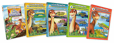 The Complete Land Before Time Collection - All New DVD