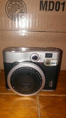 Fujifilm Instax Mini 90 Neo Classic Instant Film Camera Not Tested