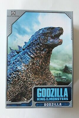 """NECA - JUST RELEASED - GODZILLA """"KING of the MONSTERS !!!  USA SELLER in CALI !!"""