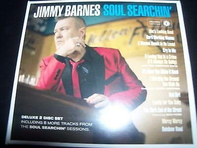 Jimmy Barnes (Cold Chisel) Soul Searchin' (Deluxe Edition) 2 CD – New