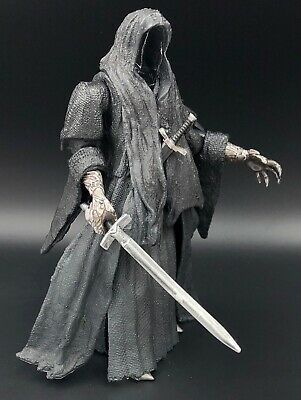 Lord of the Rings Trilogy ToyBiz RINGWRAITH 100% Complete HOBBIT Nuzgul