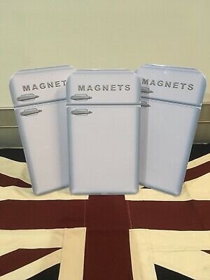 3 x Fridge Magnet Display Stands For Shop Counter