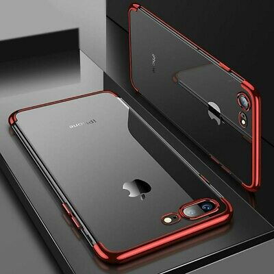 Case for iPhone XS MAX XR X 8 6s Luxury Ultra Slim Shockproof Bumper Cover Apple