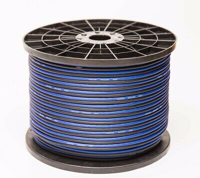 50 M 12 Awg Speaker Wire Pure Copper 4Mm2 Ofc Hifi Car Audio Sub Cable 12 Gauge