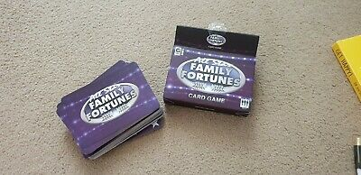 ALL STAR FAMILY Fortunes Board Game - £4 99 | PicClick UK