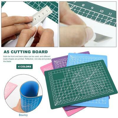 Office Stationery Cutting Mat Board A2-A5 Pad Model Hobby Design Craft Tool
