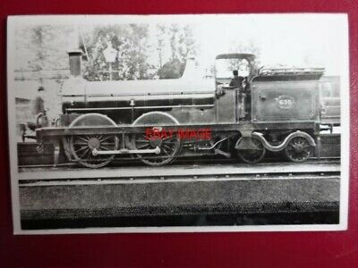 Photo  Darkroom - Gnr 0-4-4-T Loco No 630 - Great Northern Railway