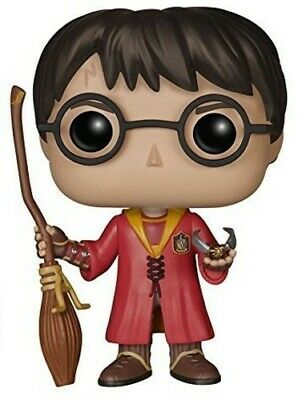 Harry Potter - Quidditch Harry Funko Pop! Movies Toy