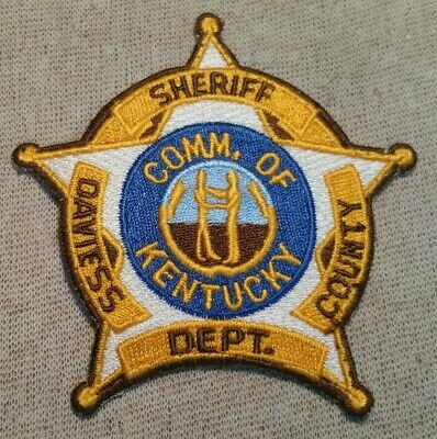 KENTUCKY, JEFFERSON COUNTY Dept Of Corrections Sheriff Left Facing