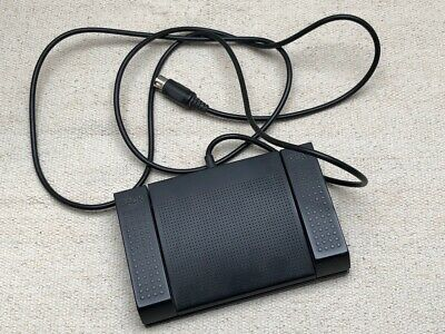 Sanyo FS-55 Dictaphone Transcriber Foot Control Pedal
