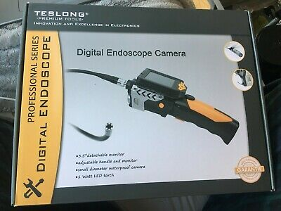 Teslong Digital Endoscope NTS100-TSV2 - HARDLY USED