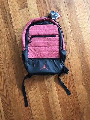 816f3c0acfd NWT NIKE AIR Jordan 9A1944-GEH Airborne Laptop School Backpack ...