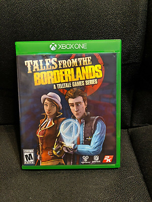 Xbox One Tales from the Borderlands Video Game New Sealed