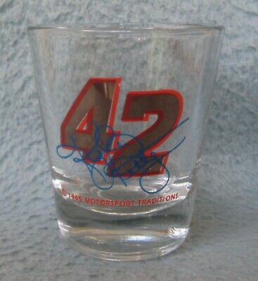 42 Kyle Petty Souvenir Shot Glass