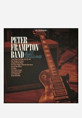 Peter Frampton Band All Blues CD Like New FREE SHIPPING