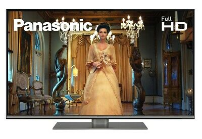 Panasonic TX-43FS352B 43 Inch SMART Full HD LED TV Built In Freeview Play