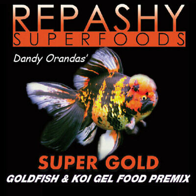 Repashy Super Gold 70.4 oz (4.4 lb) 2kg