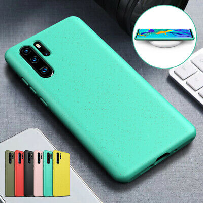 For Huawei P30 Pro P30 Case Luxury Soft TPU Rubber Ultra Thin Shockproof Cover