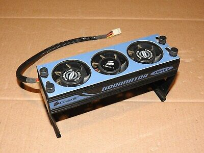 DDR2 Ram Cooling Fans. Corsair Dominator Airflow. May Fit DDR3.