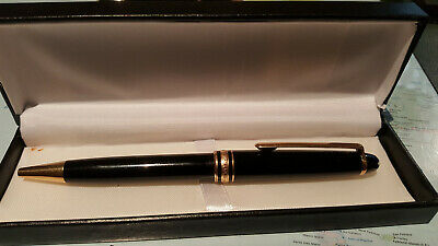Mont Blanc Meisterstuck Gold Coated Classique Ballpoint Pen