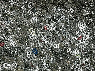 1,000+ Aluminum Pop Tops, Pop Tabs, Pull Tabs Beer, Soda