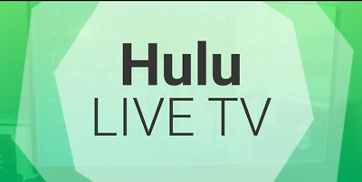 Hulu  Live TV | 1 Year Warranty | Fast Delivery