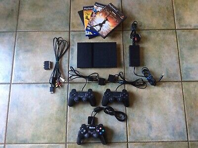 Sony PlayStation 2 Slim Console