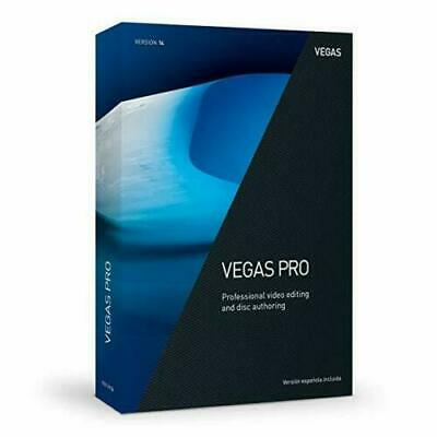 Sony Vegas Pro 16 64 Bit Version For Windows Video Editing Software