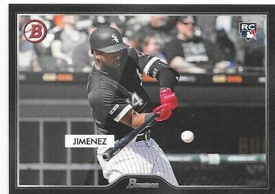 2019 Topps On-Demand Set #7 Inspired By '55 Bowman Eloy Jimenez Rc White Sox