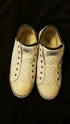 9efe18e7d3e AUTHENTIC UGG Australia Laela Exotic Sneakers CHEETAH size 9.5 m NIB ...