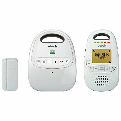VTech Digital Audio Baby Monitor with DECT 6.0 Technology (DM251-102) - White