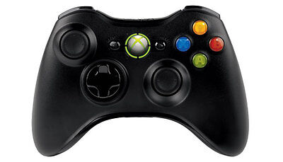 NEW Genuine Microsoft Xbox 360 Wireless Controller for Windows JR9-00012 GamePad