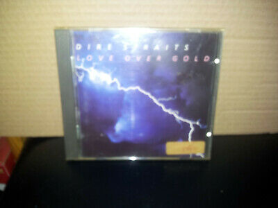 Dire Straits - Love Over Gold (1983) CD