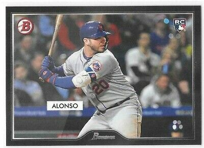 2019 Topps On-Demand Set #7 Inspired By '55 Bowman Pete Alonso Rc New York Mets