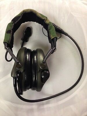 MSA Sordin Supreme Pro Noise Headset With Boom and Microphone 75305 10049592