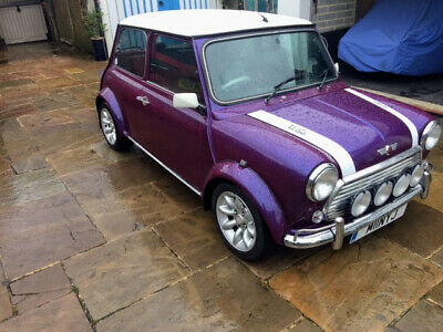 1998 Rover Mini Cooper Sportspack with John Cooper Works 90BHP Conversion