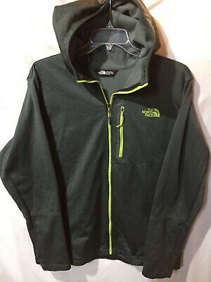 4d5d9d459 VINTAGE THE NORTH Face Gore Activent Light Windbreaker Jacket Green ...