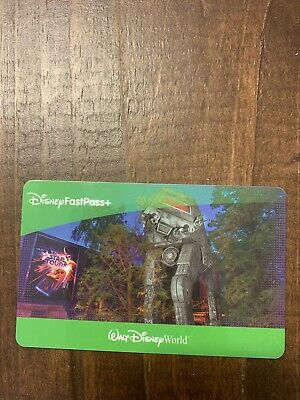 One (1)Walt Disney World 4 Day Park Hopper Pass Exp 5/25/19 + 6 Entries To ESPN