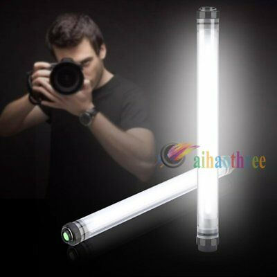 Waterproof LED Light Built-in 10400mAh Battery For Photography & Outdoor Torch