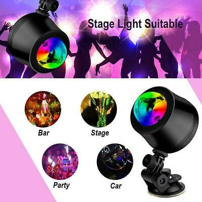 NEW USB LED RGB Disco DJ Ball Strobe Light Effect Party Birthday Stage Car Lamp