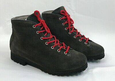 5db27eab2cd PIVETTA DMC 65 Leather Muir Trail Gray Suede Mountaineering Boot Vibram Men  8.5