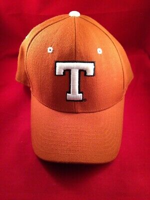 premium selection 6baa2 bb342 University Of Texas Longhorns Ncaa Adult 7 3 8 Fitted Hat Cap By Zephyr