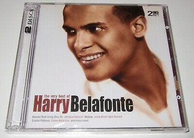 The Very Best of Harry Belafonte (CD, 2006, 2-Disc Set) new, sealed