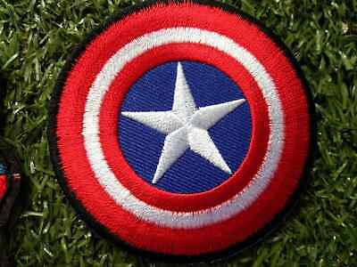 Lot of 7 Spiderman Super Hero Movie Embroidered Craft Patch Iron on