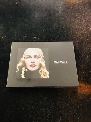 "Madonna - Madame X  (Limited Deluxe Box Set) 2CD + MC + 7"" VINYL NEU & OVP"