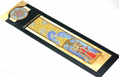Biblical Bookmark People of Israel Exodus Holy Moses Passover Seder Judaica Gift