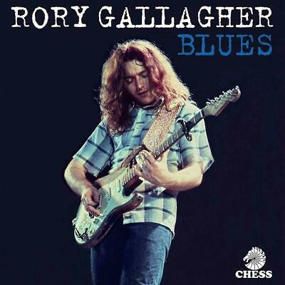RORY GALLAGHER - BLUES.  DELUXE 3 CD (New Release MAY 31st 2019) Free P&P