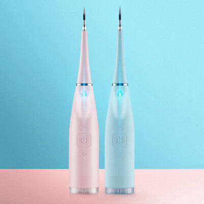 USB Portable Electric Sonic Dental Calculus Remover Scaler Tooth Stains Removal